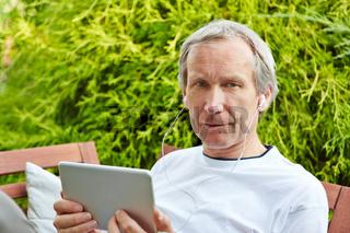 Online Streaming von Video auf Tablet PC