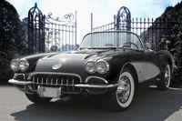 Oldtimer Corvette