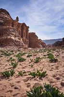 Petra in Jordanien - Kloster