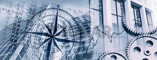 Business und Finanzmarkt