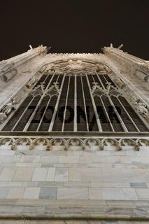 Chorfenster, Dom, Mailand