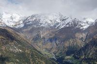 in den schweizer Alpen