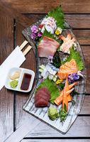 Variety Sashimi