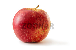 Jonagold-Apfel freigestellt