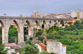 Lissabon Aquaedukt - Lisbon Aqueduct 01