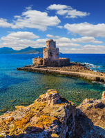 Resort in Greece Mediterranean