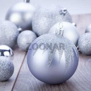 festive glitter christmas decoration