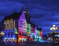 Rathaus Bückeburg Illumination
