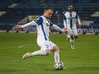 deutscher Fußballer Nico Granatowski 1.FC Magdeburg DFB 3.Liga Saison 2020-21