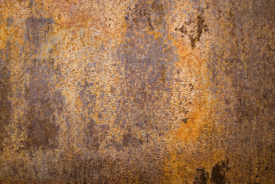 Rusted metal texture, high resolution grunge background.
