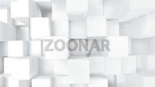 white squares full screen
