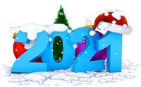 Snowy numbers 2021