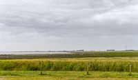 coastal scenery in Eastern Frisia