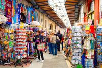 Tourist souvenir market Larnaca, Cyprus