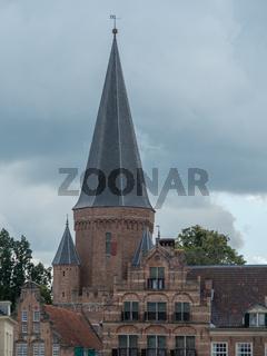 Zutphen an der Ijssel in den Niederlanden