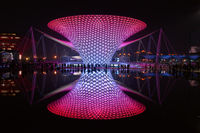 SHANGHAI - MAY 24: The Expo Boulevard in World Exposition on May 24