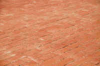 Traditional Brick Road Background Texture