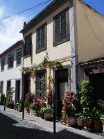 Altstadthäuser in Funchal