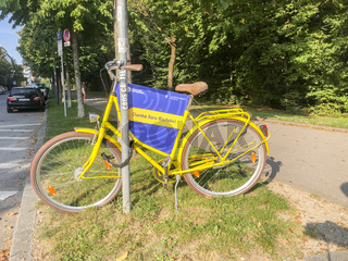 Yellow Bike: Thanks for Cycling