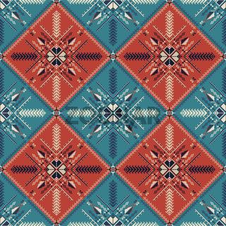 Palestinian embroidery pattern 301