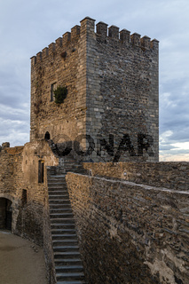 Burg von Monsaraz, castle of Monsaraz, Alentejo, Portugal