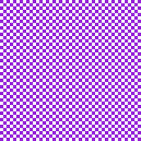 checks purple and white