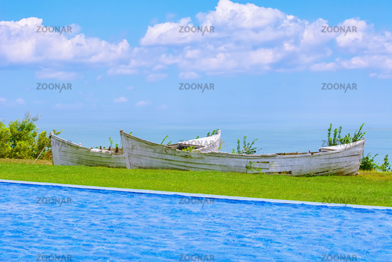 Two Old Boats