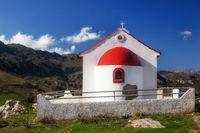 Kirche in Kanevas - Kreta