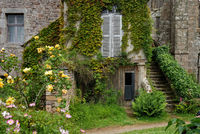 Bretagne Klostergarten