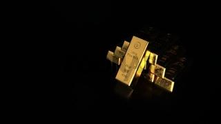 1kg Fine Gold Bars