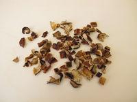 Getrocknete Pilze, Steinpilz und Maronenröhrling
