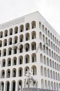 Der Palazzo della Civiltà Italiana