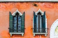Mosaic Venetian windows