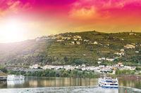 Travel in River Douro region