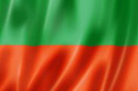 Sac and Fox Nation ethnic flag, USA