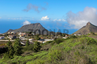 Landscape at Tenerife
