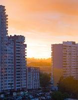 Kiev real estate colorful Ukraine