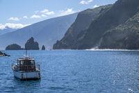 Madeira-Küstenlandschaft im Nordwesten