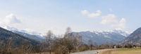 Panoramablick im Salzburger Lungau - Austria