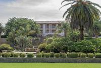 Tintenpalast und Parlamentsgärten, Windhoek