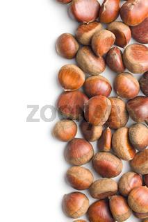 brown chestnuts