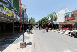 Argentina Villa Carlos Paz historic center