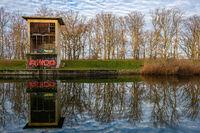 Saale Leipzig Kanal Naherholung Leipziger Umland