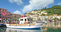 Porto Azzurro,Insel Elba,Toskana,Mittelmeer,Italien