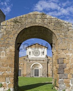 San Pietro in Tuscania