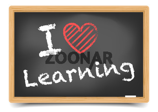 Blackboard love learning