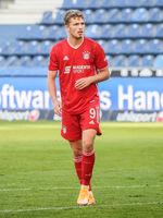 deutscher Fussballer Jann-Fiete Arp  FC Bayern München II  DFB 3.Liga Saison 2020-21