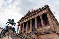 Alte Nationalgalerie museum in Berlin