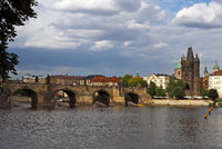 Charle Bridge, Prague, Czech Republic