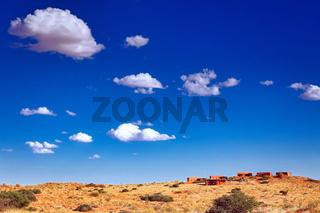 Camp Kieliekrankie im Kgalagadi-Transfrontier-Nationalpark, Südafrika | Camp Kieliekrankie at Kgalagadi Transfrontier National Park, South Africa